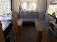 Conway Crusader Deluxe Folding Camper 2010 6 Birth Excellent Condition