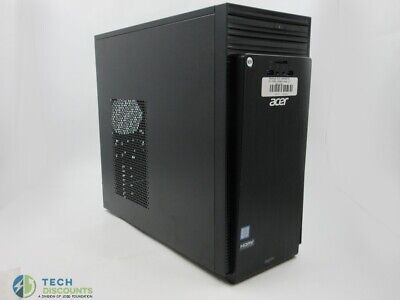 Acer Aspire TC-710, Intel Core i5-6400 @ 2.7 GHz, 8GB DDR3 RAM 1TB HDD Mid Tower