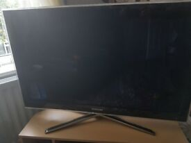 "samsung 3d tv 40"" and stand"