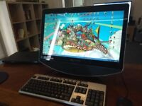 Packard bell all in one desktop pc