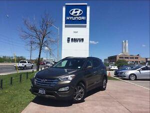 2013 Hyundai Santa Fe AWD PREMIUM 2.4L