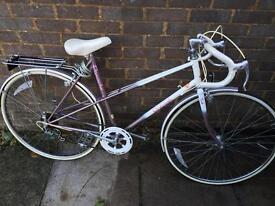 Ladies bicycle Raleigh panache