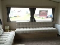 NEW STATIC CARAVAN FOR SALE - CALL JACQUI FOR A VIEWING