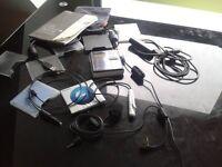 Sony Hi-MDDiscman Walkman With All The Trimmins