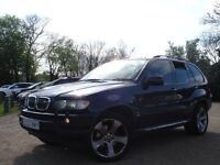 /// BMW X5 3.0 SPORT AUTOMATIC PRIVATE PLATE INCLUDED /// 4X4 JEEP /// FULL SERVICE HISTORY ///