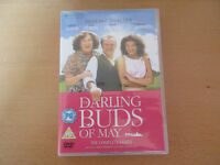 """""""DARLING BUDS OF MAY"""" COMPLETE 6 DISC DVD BOX SET.... £5."""