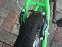 BMX bike - hardly used