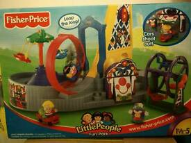 Fisher Price Little People Fun Park