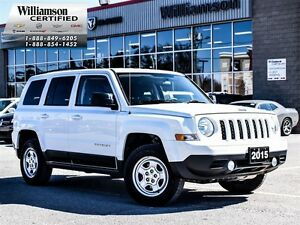 2015 Jeep Patriot SPORT**AUTOMATIC**KEYLESS ENTRY
