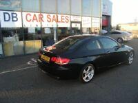ONLY 64K MILES!!! 2008 08 BMW 3 SERIES 2.0 320I SE 2D 168 BHP *** GUARANTEED FINANCE *** PART EX WEL