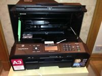 Printer and Scanner A4/A3 Brother MFCJ5910DW