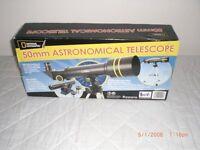 50MM ASTRONOMICAL TELESCOPE