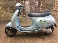 FULLY WORKING 2004 Vespa et4 125cc Scooter 125 cc learner legal