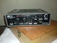 Steinberg UR22 soundcard