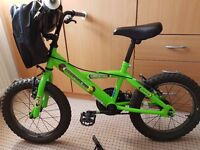 bike for sale wheels 16 inch with backpack