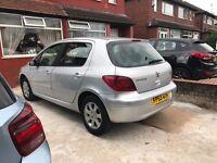 Peugeot 307 5 Door Deisel