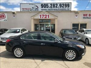 2013 Buick Regal Turbo, Leather, WE APPROVE ALL CREDIT