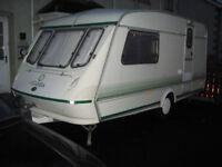 1990 elddis 2 berth caravan in great condition