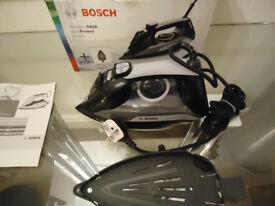 Bosch-Sensixx-039-x-DA50-Steam-Iron-3050W-TDA5085 black/grey