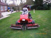 Jacobsen Greens King IV mower
