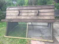 Boughton Chicken Coop (could be used for guinea pigs or rabbits)