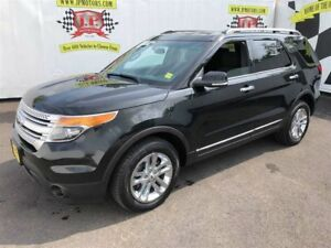 2014 Ford Explorer XLT, 3rd Row Seating, Navigation, 4x4