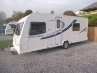 Bailey Pegasus 2 Rimini 4 Berth Caravan (2012)