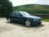 2003 BMW e39 530i Sport LPG Aegean