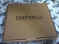 Boohoo size 7 heels