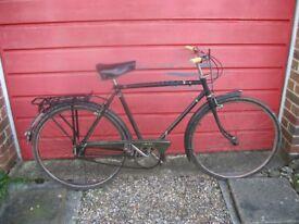 Bike / Triumph Bike / Mans Bike