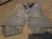 Next Boy's Skinny Grey Jeans 11yrs - Hardly worn