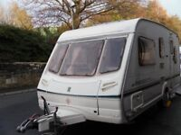 Abbey Aventura Five Berth Touring Caravan