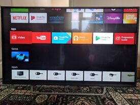 SONY 49 INCH ANDROID 4K HDR TV