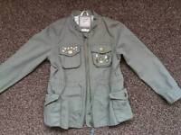Next jacket age 5-6