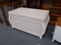 Cane Bedding Blanket Box…30394B