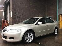 2004 MAZDA 6 TS 11 MONTHS MOT LOVELY CAR