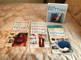 Complete Art of knitting edition in file