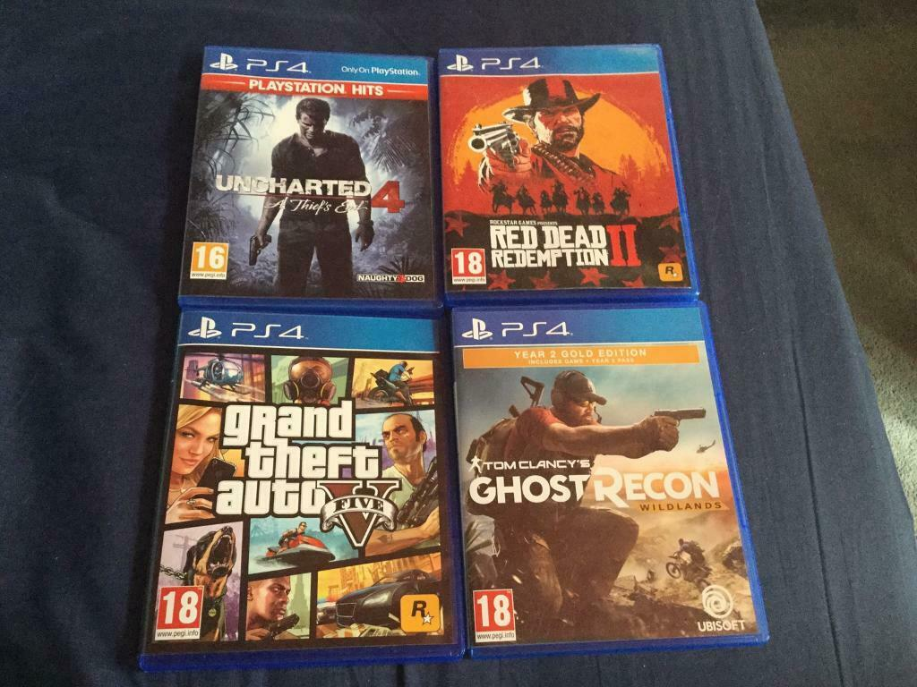 PS4 games | in Cricklewood, London | Gumtree