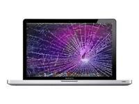 Computer Services / Laptop Repair / Virus Removal / Data Backup Crack Screen LAPTOP BATEERIES