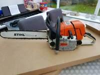 Stihl 044 chainsaw