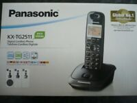 Panasonic digital cordless Phone. NEW