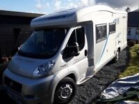 Chausson Allegro 94 motorhome, 2012, 18300 miles, as new, price reduced.