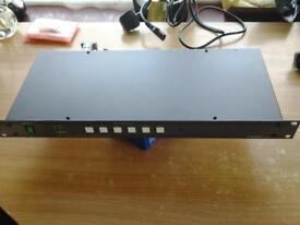 kramer tools vs-601xlm vertical switcher