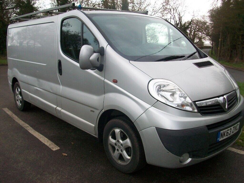 ac5f867d50a178 Vauxhall Vivaro 2.0CDTi ( 115ps ) ( EU V ) Sportive 2900 LWB (MOT Sept 138k  Miles Manual   Diesel