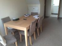 Double bedroom in a shared house 5 mins walk from Haywards Heath train station