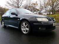 Saab 9-3 1.9 TiD Vector Sport with AIR CON PARKING SENSORS 12 MONTHS MOT FSH