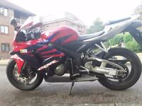Very Clean bike for sale!!! Cbr600rr 5