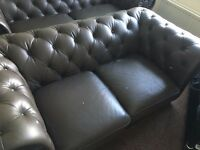 ***FREE 3+2 brown sofa FREE*** (SOLD)