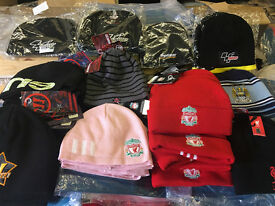 joblot-50,assorted beanie caps,all new & tagged,free delivery
