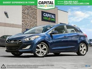 2013 Hyundai Elantra GT *NAV* Leather* Heated Seats* Command Sta